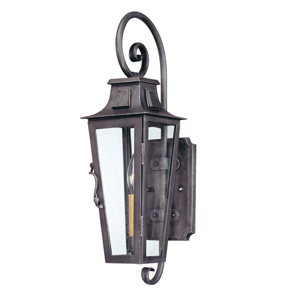 Most Recent B2963 – Troy Lighting B2963 Parisian Square 4 Light Large Wall For Troy Lighting Outdoor Wall Sconces (View 6 of 20)
