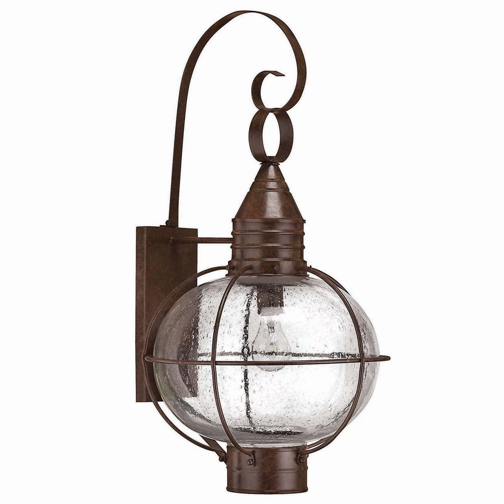 Most Recent Cape Cod Extra Large Outdoor Wall Sconcehinkley Lighting – Http With Regard To Hanging Outdoor Onion Lights (View 19 of 20)