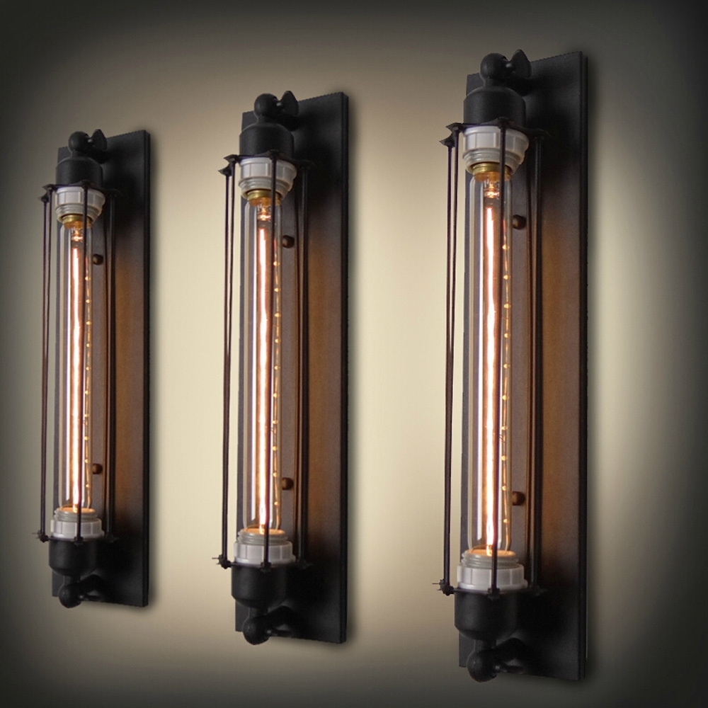Most Recent China Outdoor Wall Lighting In Light : Industrial Wall Sconce Home Mount Light More Sophisticated (View 15 of 20)
