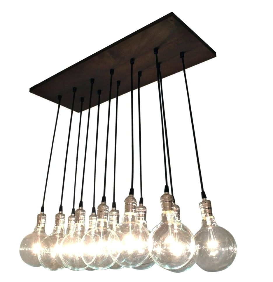 Most Recent Funky Outdoor Hanging Lights Within Chandeliers Design : Awesome Linear Chandelier Outdoor Affordable (View 16 of 20)