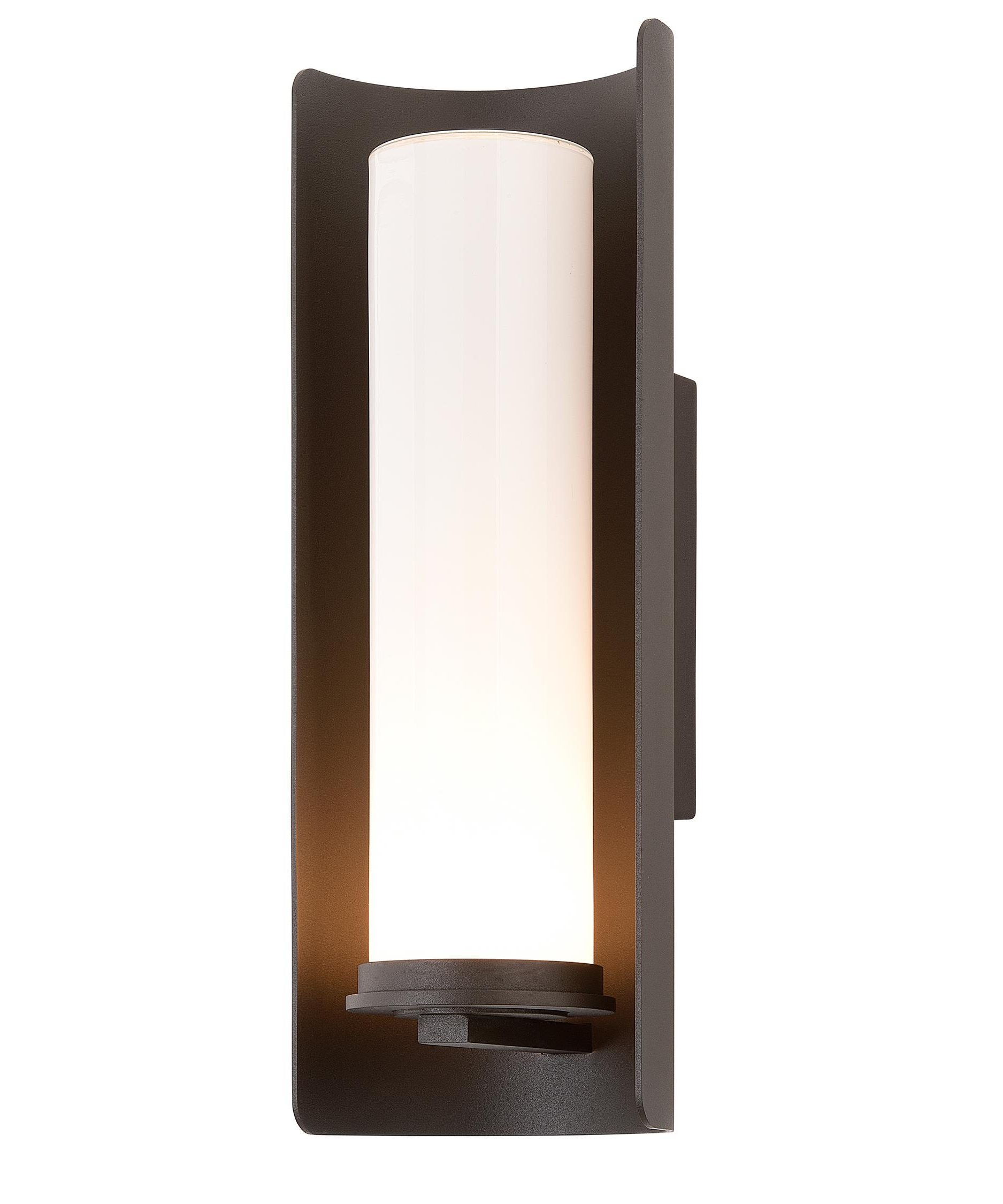 Most Recent High End Outdoor Wall Lighting Inside Troy Lighting B3393 Drake 7 Inch Wide 1 Light Outdoor Wall Light (View 10 of 20)