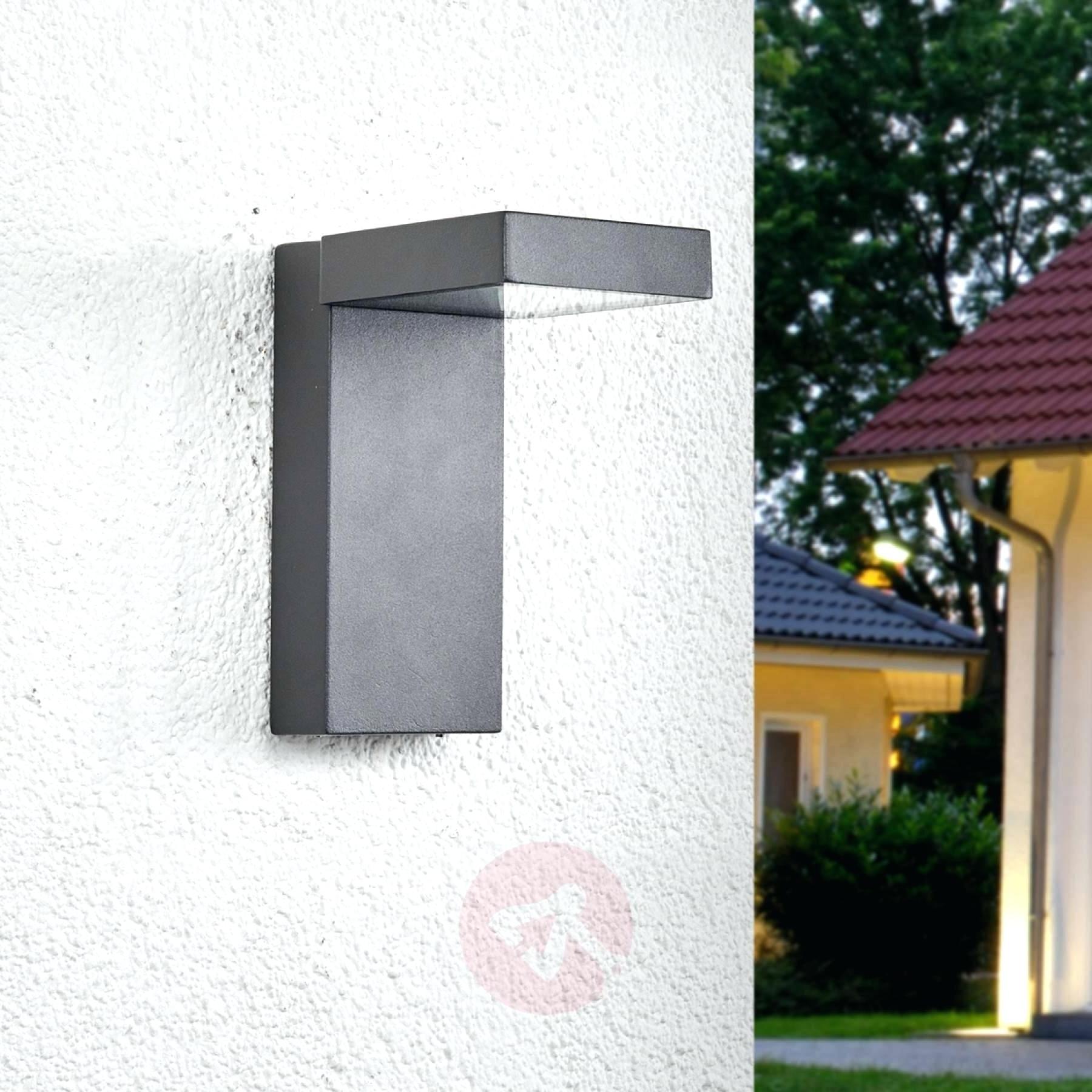 Most Recent Led Outdoor Wall Light – Dlabiura Pertaining To Led Outdoor Wall Lights Lanea With Motion Sensor (View 12 of 20)