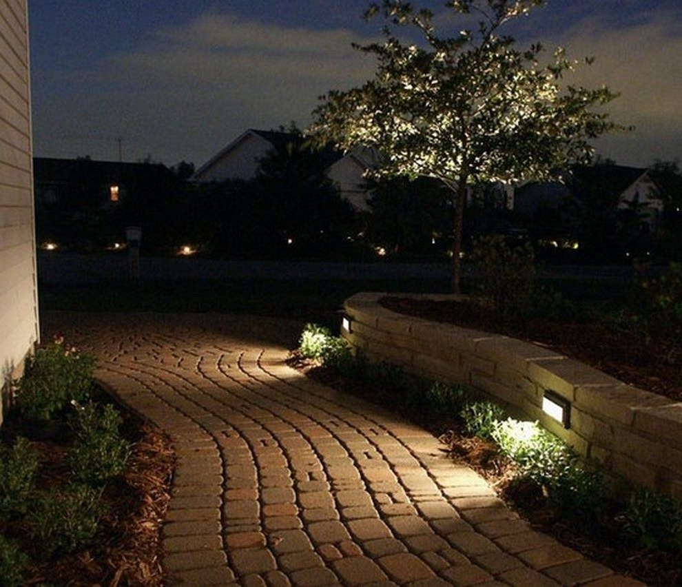 Most Recent Low Voltage Outdoor Lighting Intended For Lighting : Stunning Low Voltage Outdoor Lighting Kits Connectors (View 14 of 20)