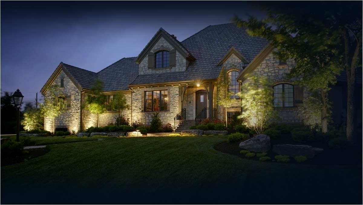 Most Recent Low Voltage Outdoor Lighting Kits Free Low Voltage Landscape With Low Voltage Outdoor Lighting (View 16 of 20)