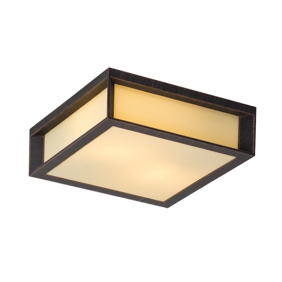 Most Recent Mission Style Outdoor Ceiling Lights Regarding Decoration : Mission Style Craftsman Sconce Sears Floor Lamps (View 12 of 20)