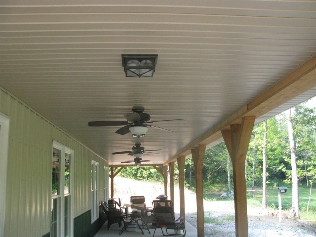 Most Recent Outdoor Porch Ceiling Light Fixtures : Ideas Porch Ceiling Light Regarding Outdoor Deck Ceiling Lights (View 20 of 20)