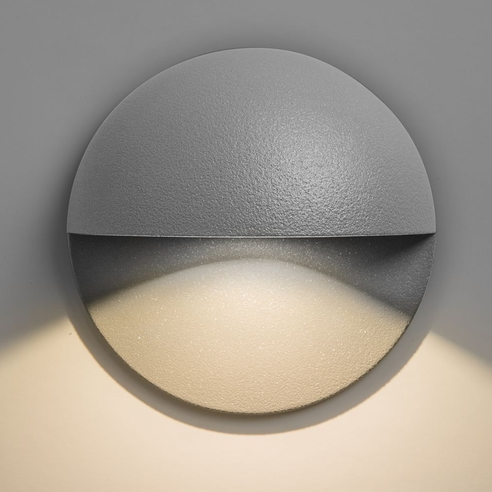 Most Recent Outdoor Wall Hung Lights For Wall Mounted Lights – The Tivoli Led Wall Light Is An Exterior Wall (View 10 of 20)