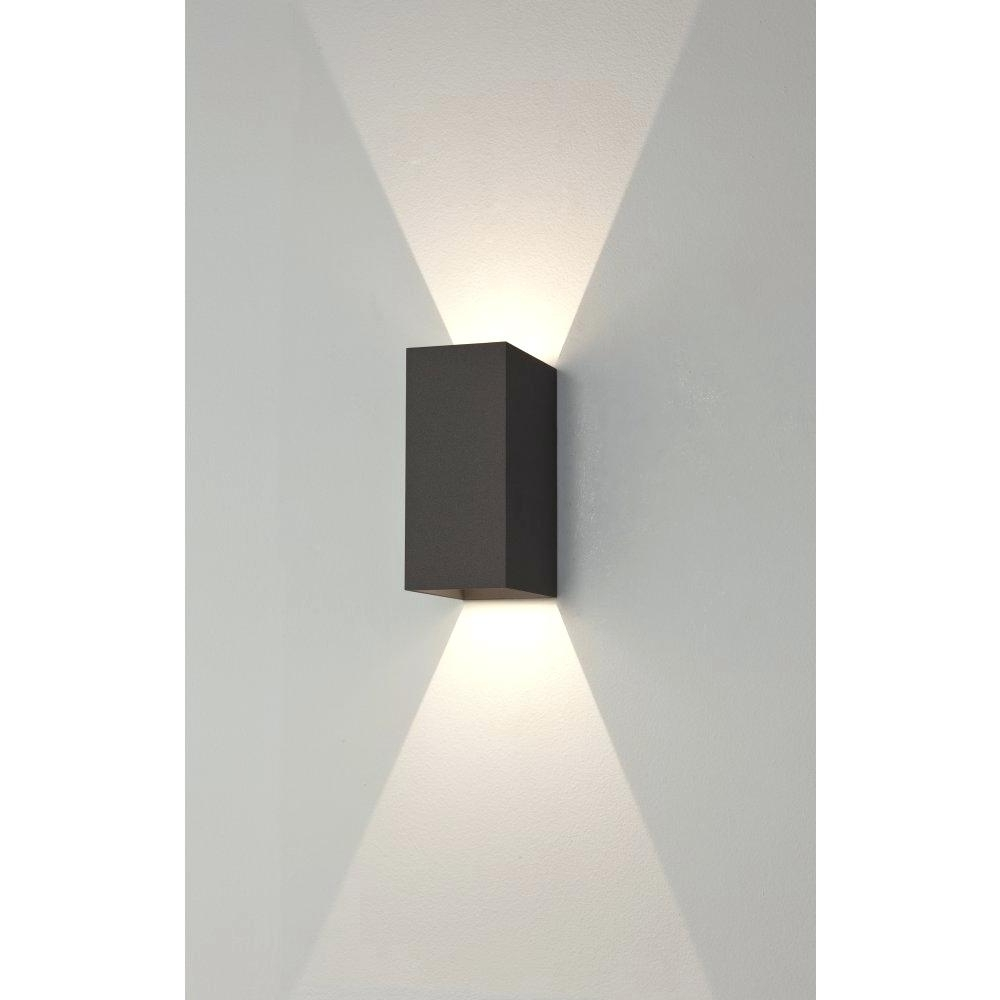 Most Recent Outdoor Wall Lighting At Amazon For Outdoor Wall Lamp Light With Built In Outlet Lamps Uk Sconces Amazon (View 10 of 20)
