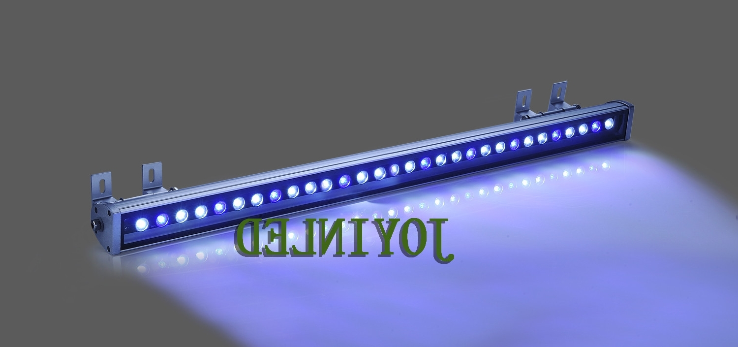 Most Recent Outdoor Wall Washer Led Lights Inside 36w Led Wall Washer Lamp Outdoor Linear Bar Light,floodlight Rgb (View 11 of 20)