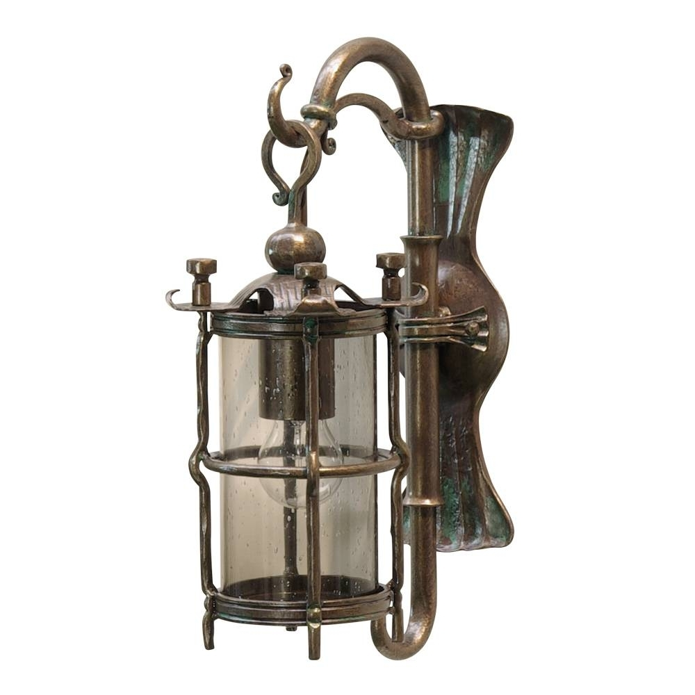 Most Recent Vintage And Rustic Outdoor Lighting Throughout Black Iron Rustic And Vintage Outdoor Wall Mounted Lighting With (View 4 of 20)