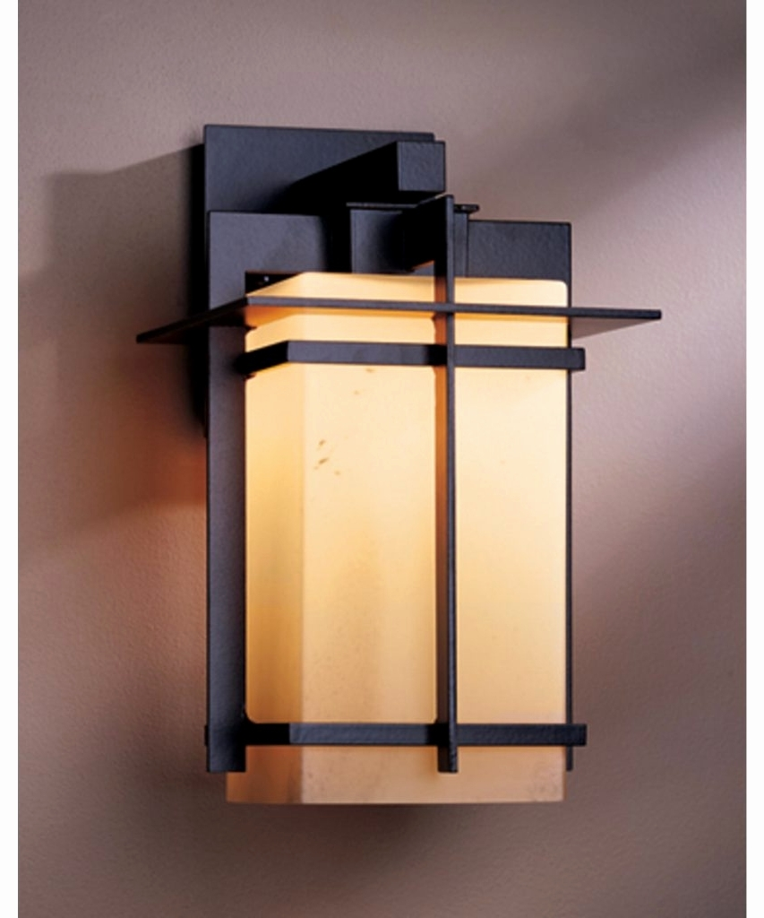 Most Recently Released Cheap Outdoor Wall Lighting Throughout 30 Inspirational Contemporary Outdoor Wall Lighting Fixtures (View 18 of 20)
