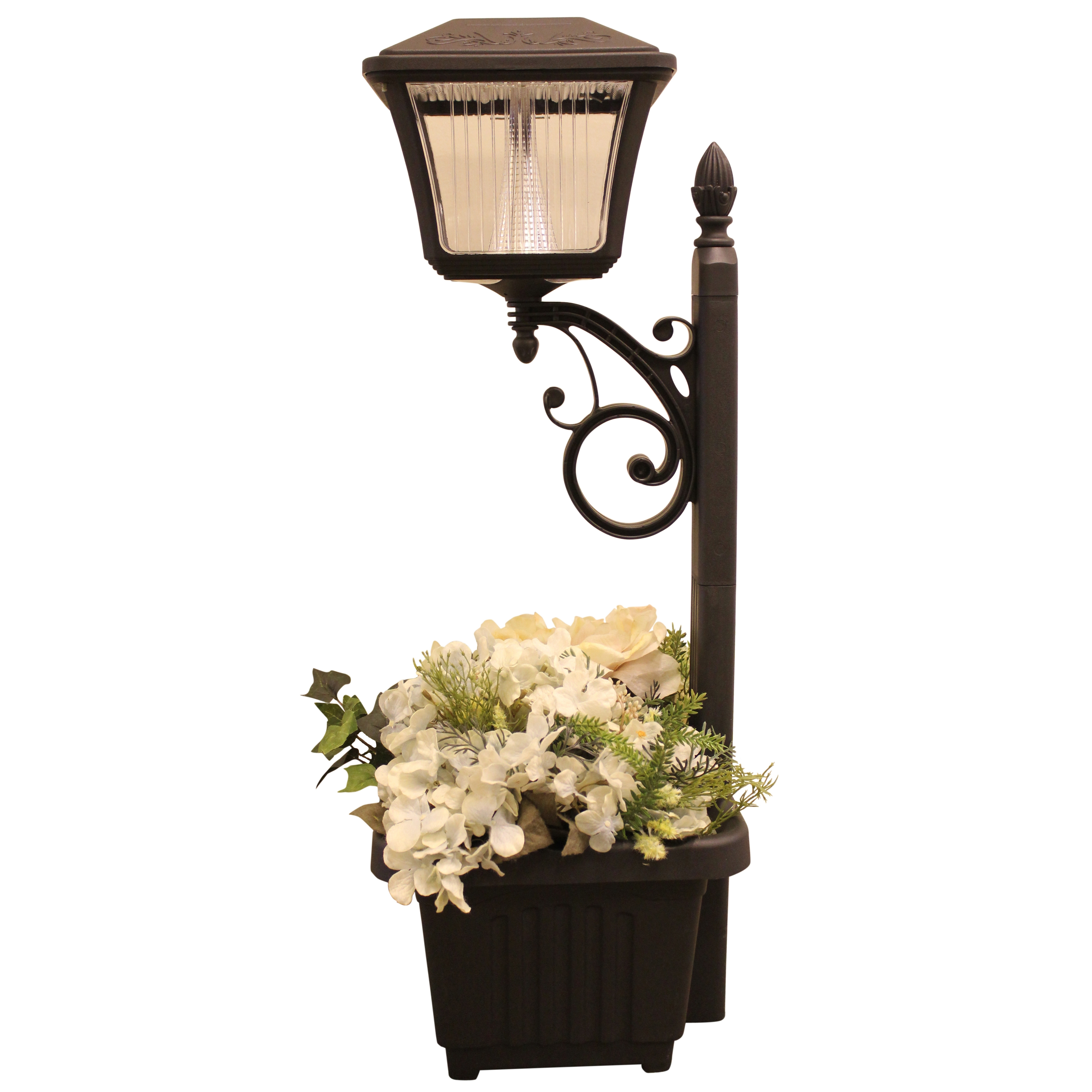 Most Recently Released Gama Sonic Led Solar 4 Light Pathway Lighting Reviews Wayfair ~ Loversiq In Outdoor And Garden String Lights At Wayfair (View 8 of 20)