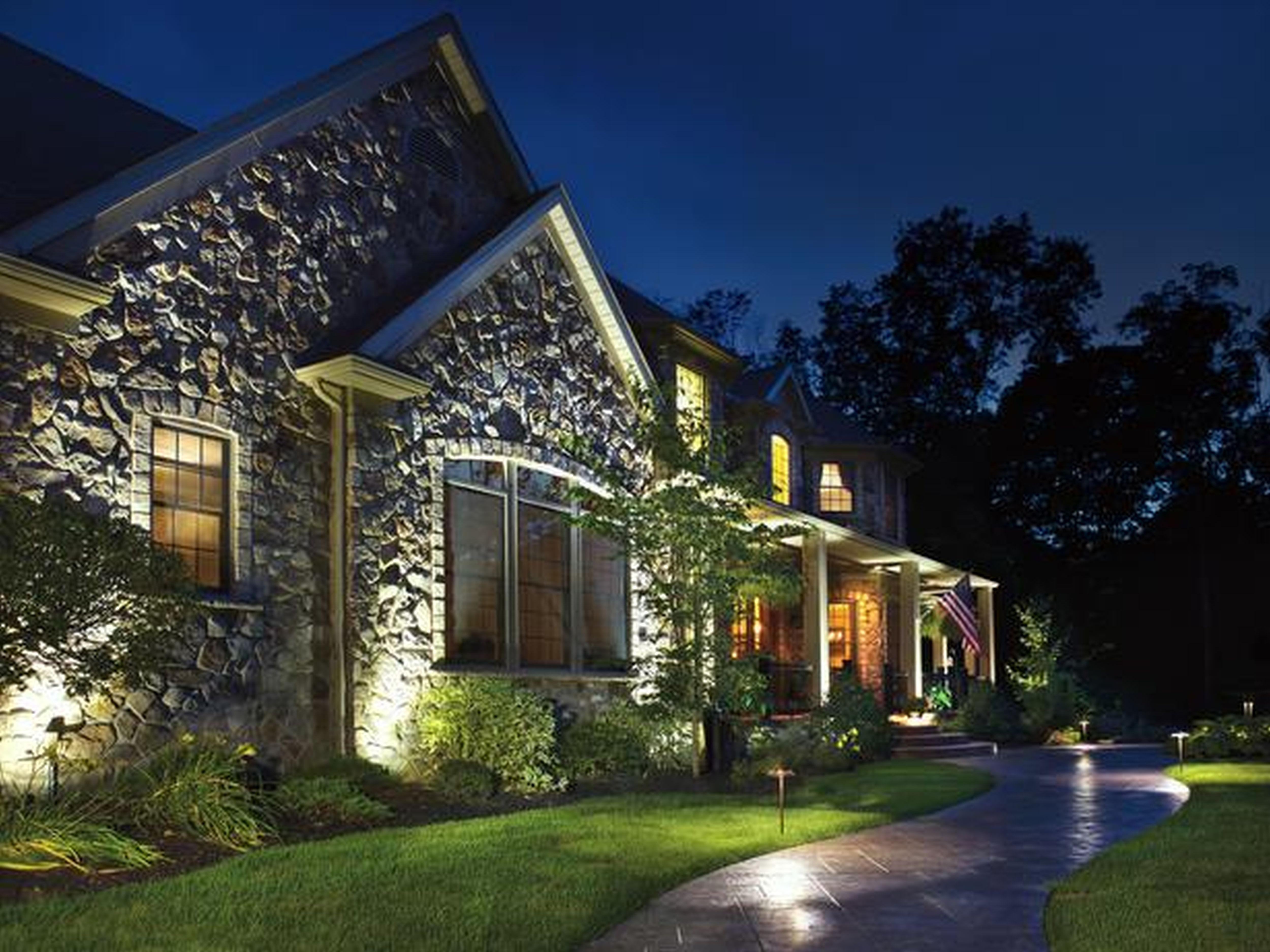 Most Recently Released Garden Lighting Design Ideas. Garden Lighting Design Ideas E – Dumba (View 13 of 20)
