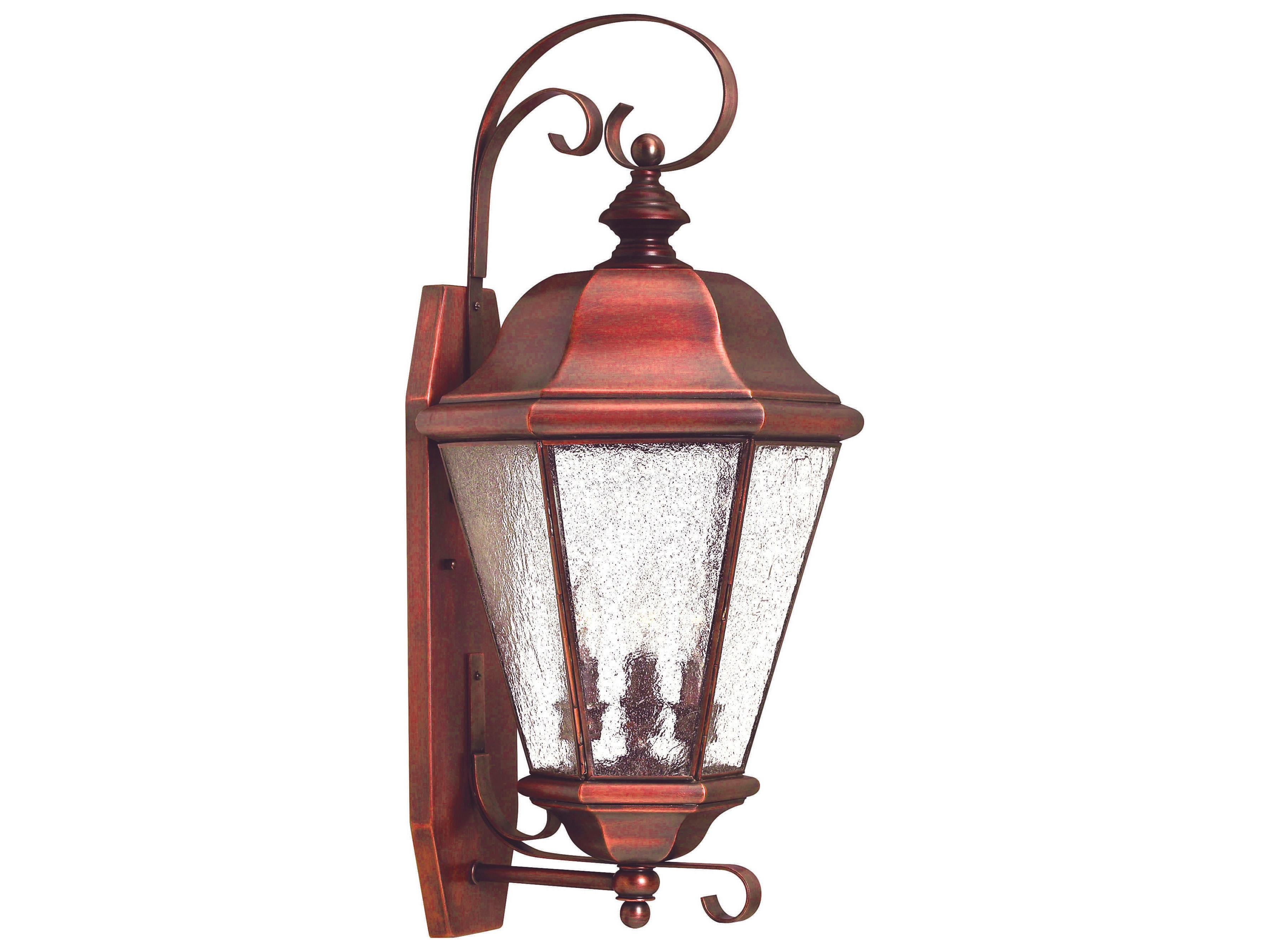 Most Recently Released Hinkley Lighting Clifton Beach Antique Copper Three Light Outdoor With Beach Outdoor Wall Lighting (View 12 of 20)