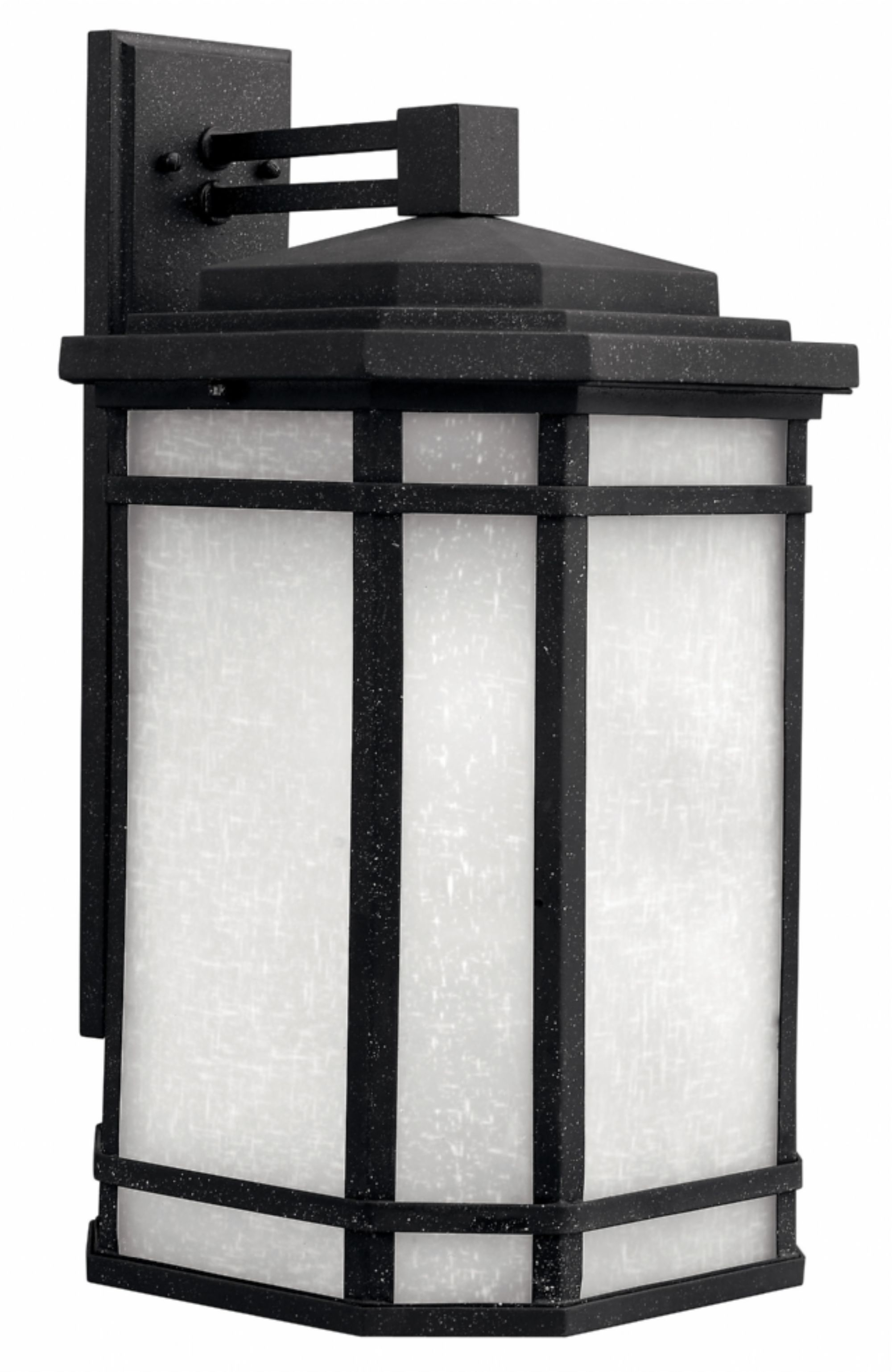 Most Recently Released Large Wall Mount Hinkley Lighting Inside Vintage Black Cherry Creek > Exterior Wall Mount (View 14 of 20)