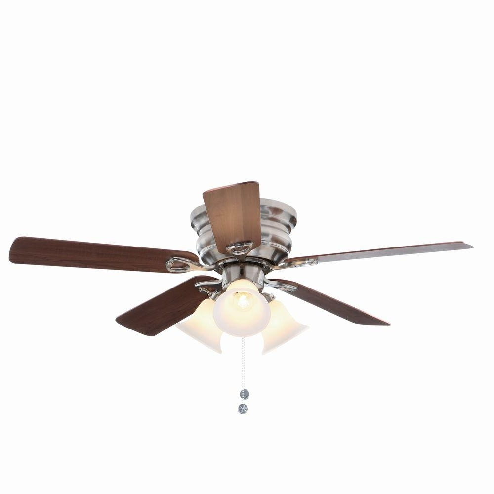 Most Recently Released Outdoor Ceiling Fans With Lights At Ebay Throughout Clarkston 44 In (View 13 of 20)