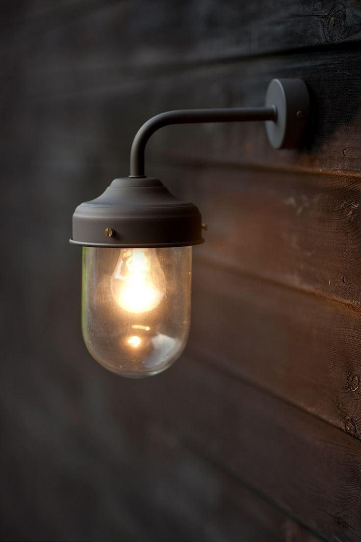 Most Recently Released Outdoor Garage : Outdoor Led Light Fixtures Led Outdoor Wall Lights Within Garden Outdoor Wall Lights (View 15 of 20)