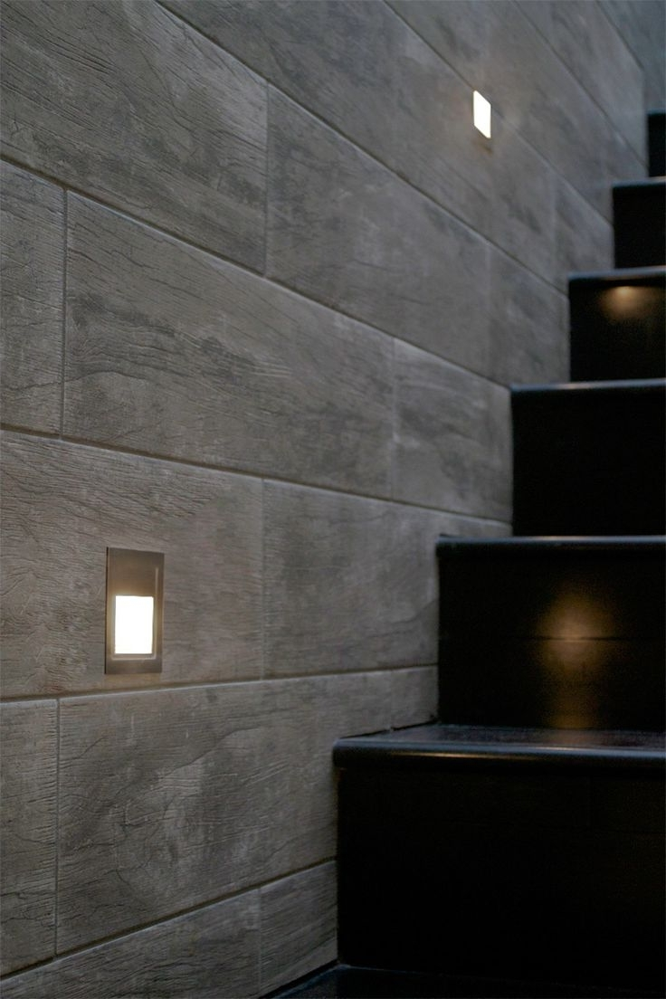 Most Recently Released Recessed Outdoor Wall Lighting With Beautiful Recessed Exterior Wall Lights 46 With Additional Wall (View 9 of 20)