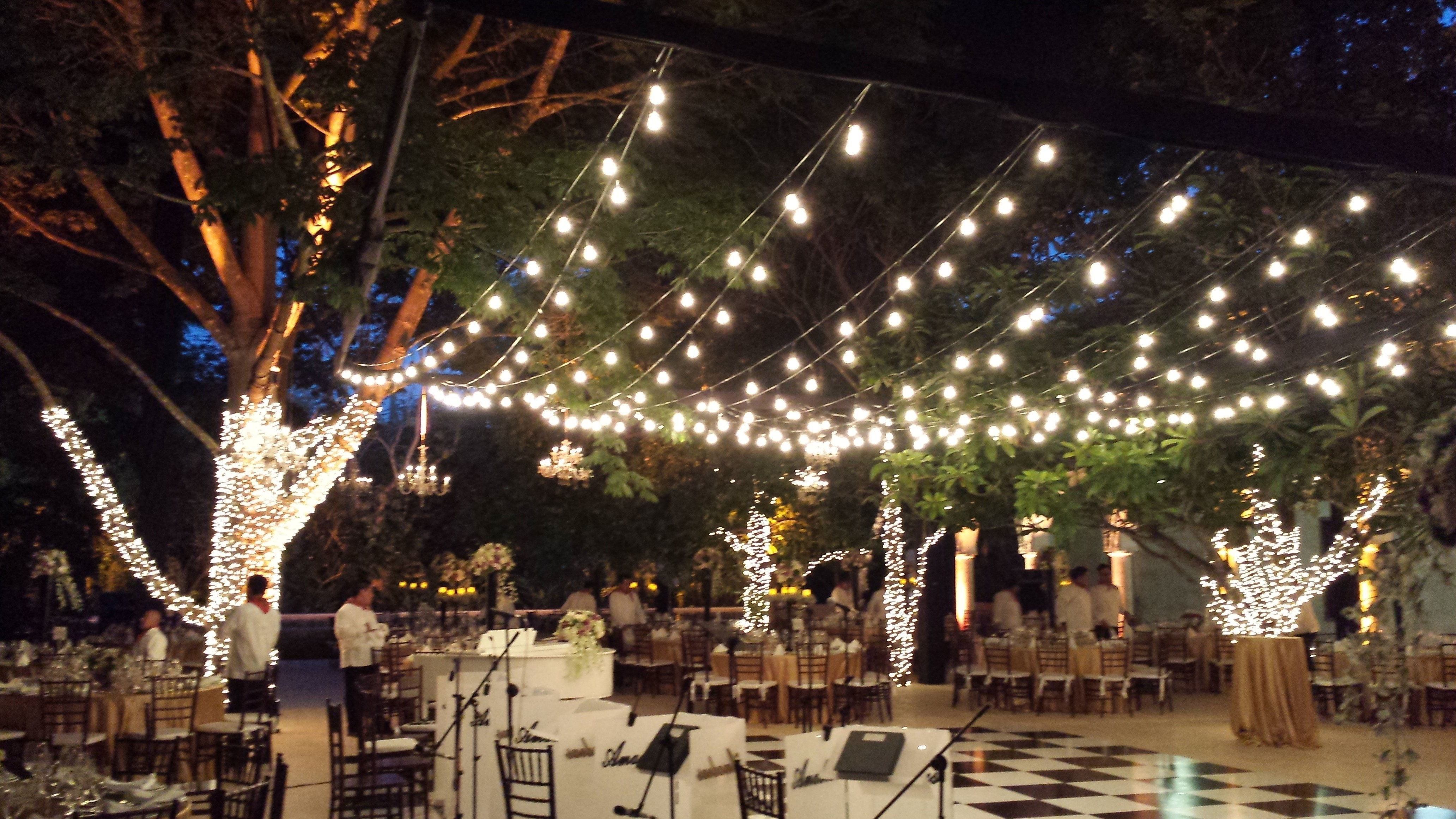 Most Up To Date Fascinating Hanging String Lights Outdoors Ideas On Patio Icam With Outdoor Hanging String Lanterns (View 6 of 20)