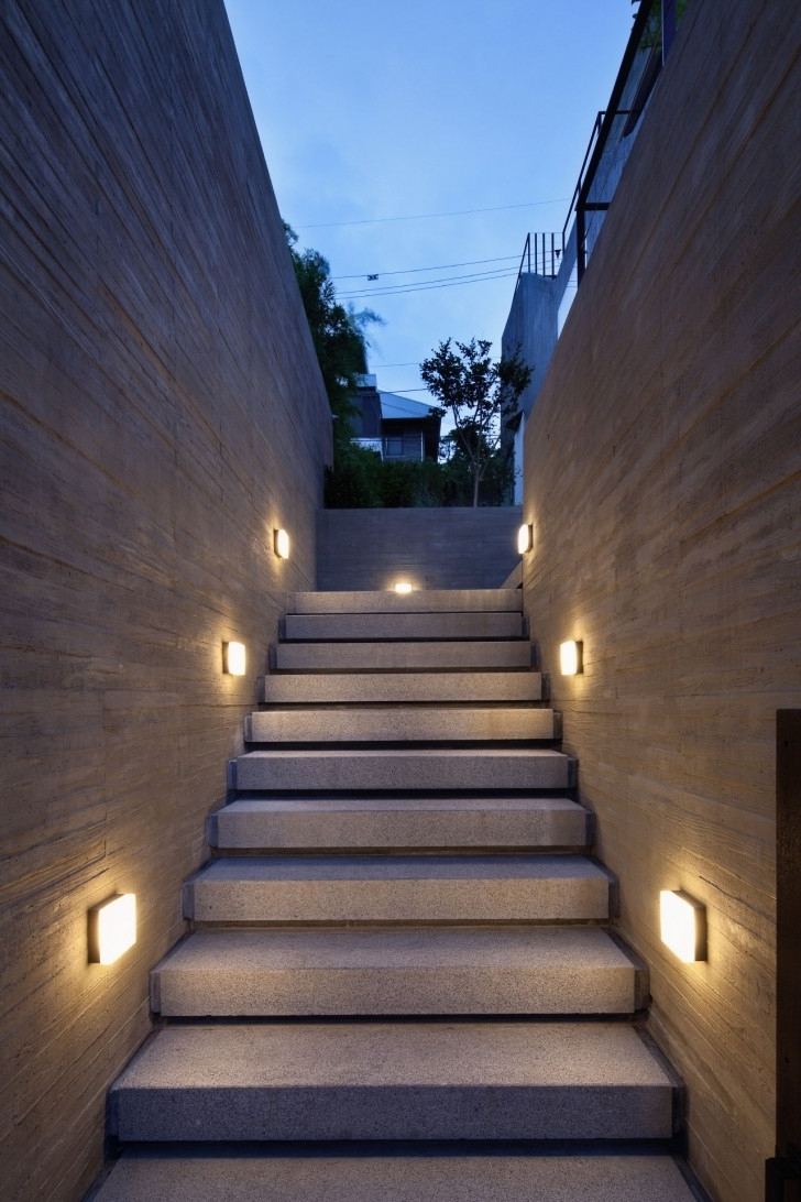 Most Up To Date Home & Apartment, The Series Of Modern Lighting Mounted On Outdoor Throughout Outdoor Stone Wall Lighting (View 7 of 20)