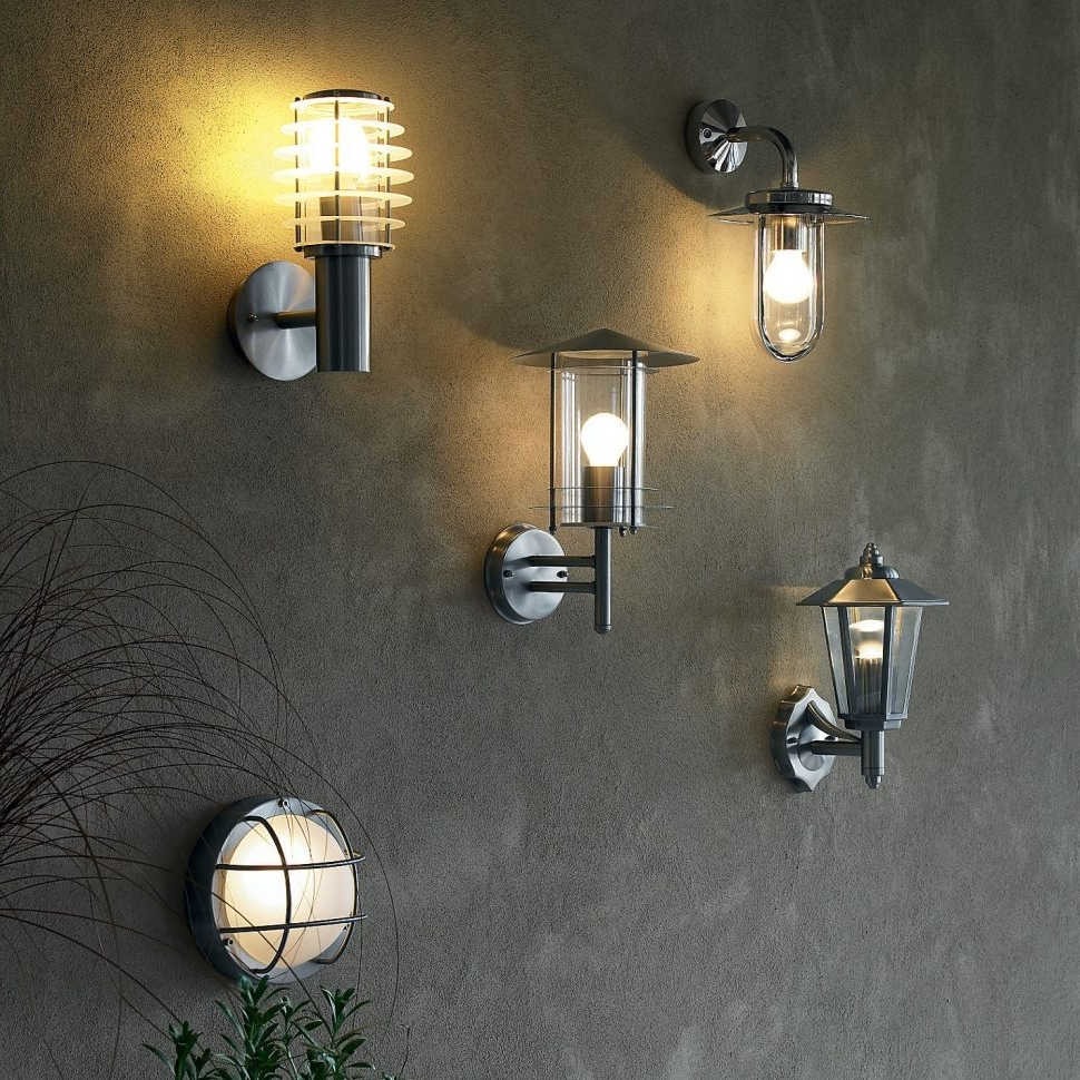 Most Up To Date Low Voltage Outdoor Wall Lights With Regard To Outdoor Garage : Outdoor Porch Lights Hanging Patio Lights Outdoor (View 17 of 20)
