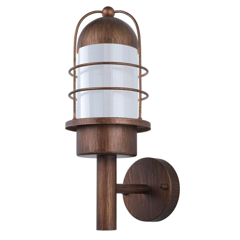 Most Up To Date Mexican Outdoor Hanging Lights Inside Copper – Outdoor Wall Mounted Lighting – Outdoor Lighting – The Home (View 14 of 20)