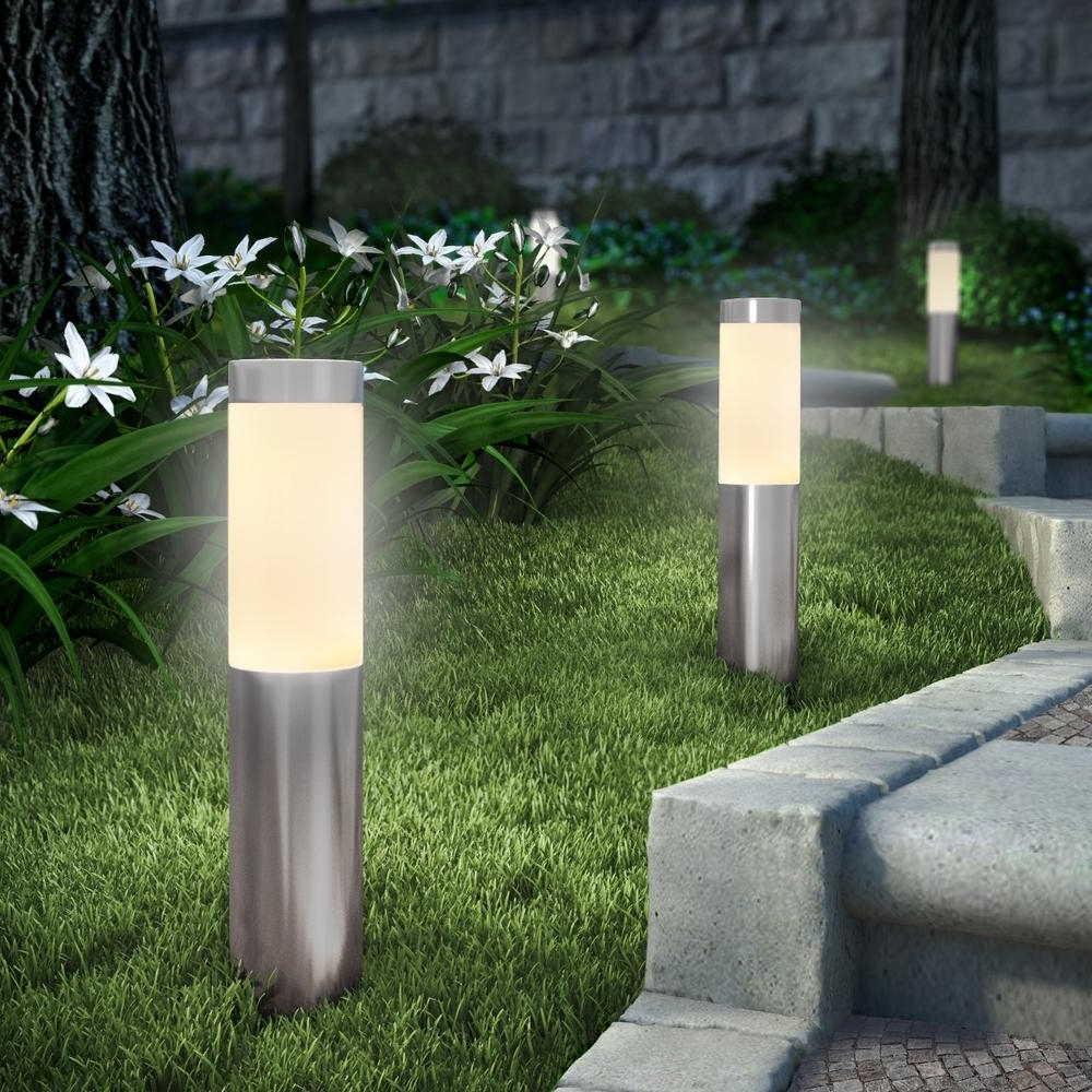 Most Up To Date Modern Outdoor Solar Lights At Target Throughout Solar Lighting , The Brightest, Longest Lasting And Most High Tech (View 12 of 20)