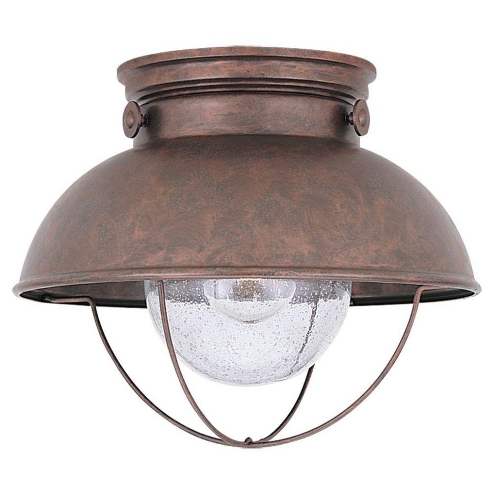 Most Up To Date Outdoor Hanging Lamps At Amazon Within Outdoor Hanging Lights Amazon Motion Sensor Ceiling Light Indoor (View 12 of 20)