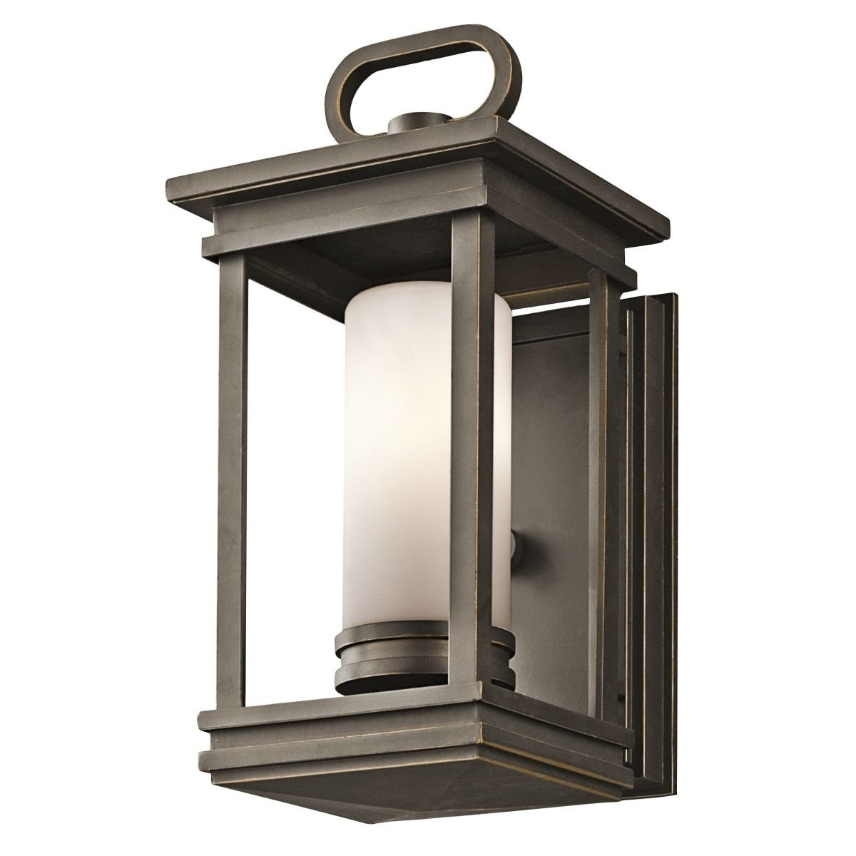 Most Up To Date Outdoor Wall Led Kichler Lighting Throughout Kichler Lighting Rz South Hope Light Inch Outdoor Wall Image On (View 12 of 20)