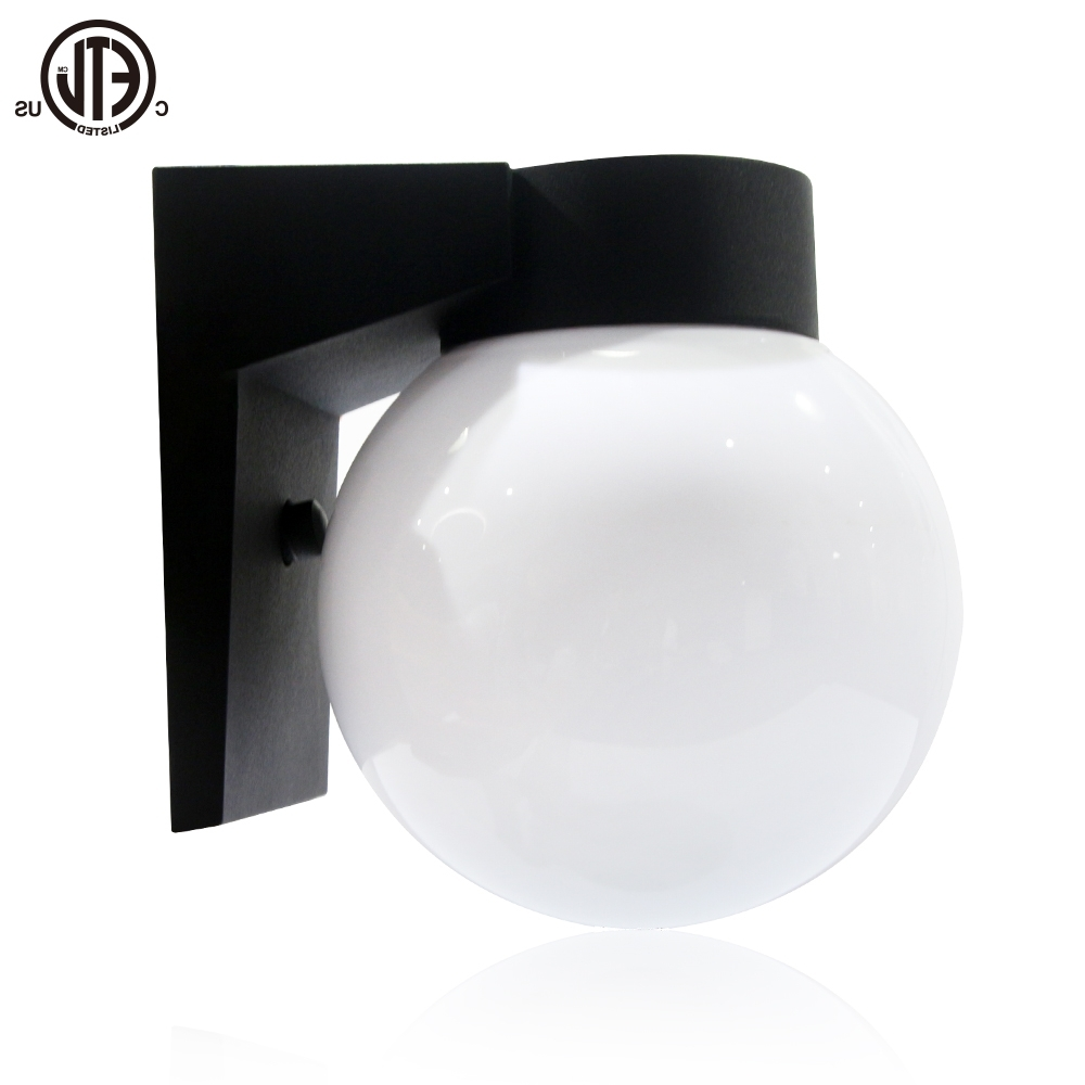 Most Up To Date Outdoor Wall Mounted Globe Lights In Outdoor Light Fixtures Archive – Bestworldled (View 7 of 20)