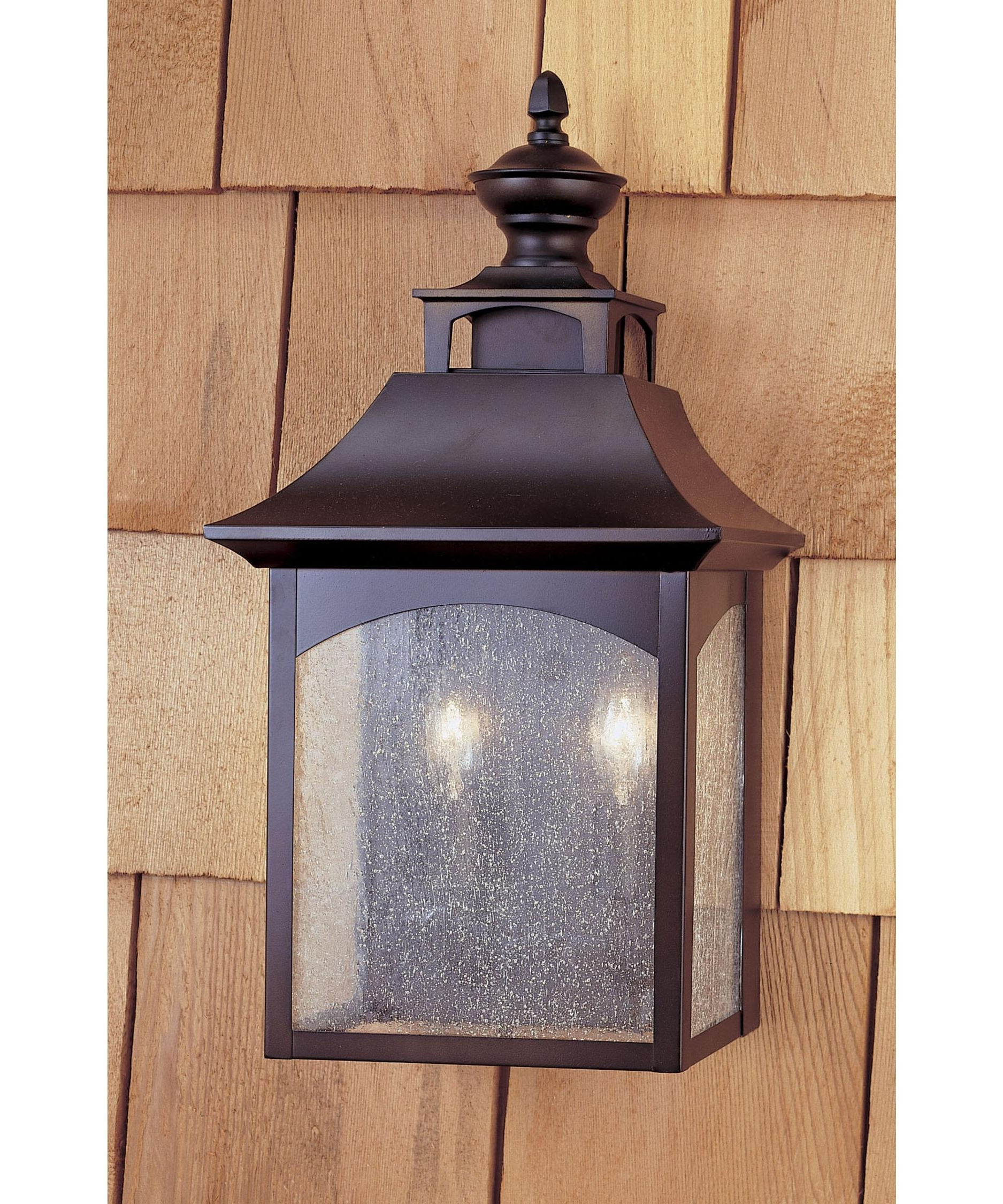 Murray Feiss Ol1003 Homestead 10 Inch Wide 2 Light Outdoor Wall Inside Most Popular Oil Rubbed Bronze Outdoor Wall Lights (View 9 of 20)