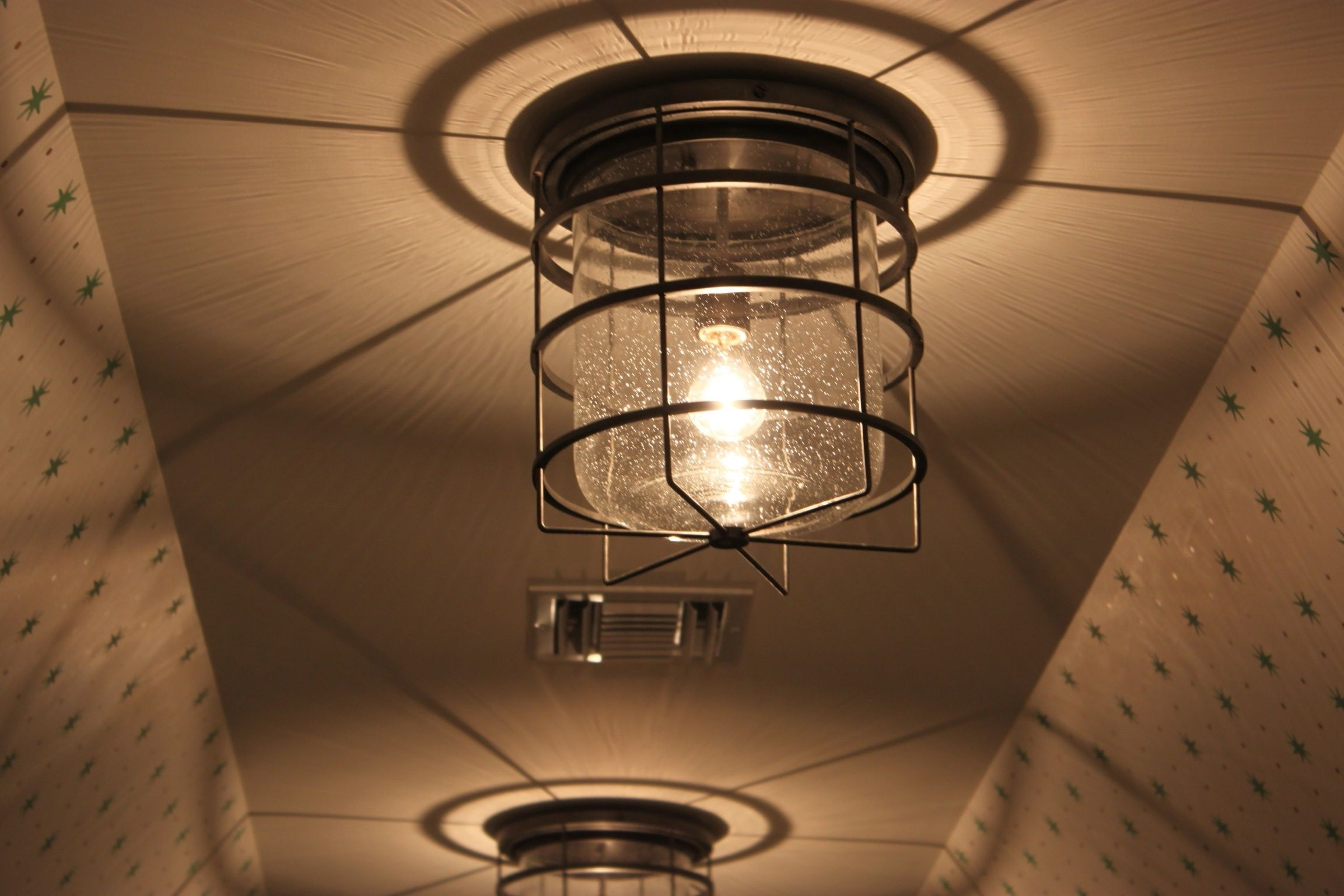 Nautical Style Light Fixture. It's All In The Details (View 9 of 20)