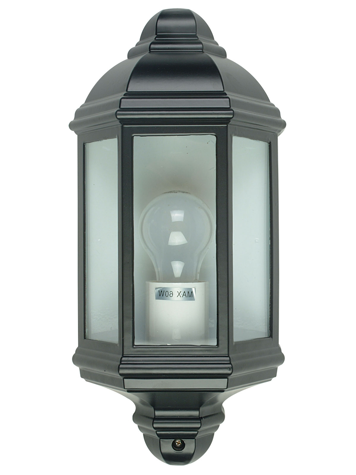 Nepean 1 Light Exterior Wall Light Black – Mx5211Blk In Most Current Endon Lighting Outdoor Wall Lanterns (View 15 of 20)