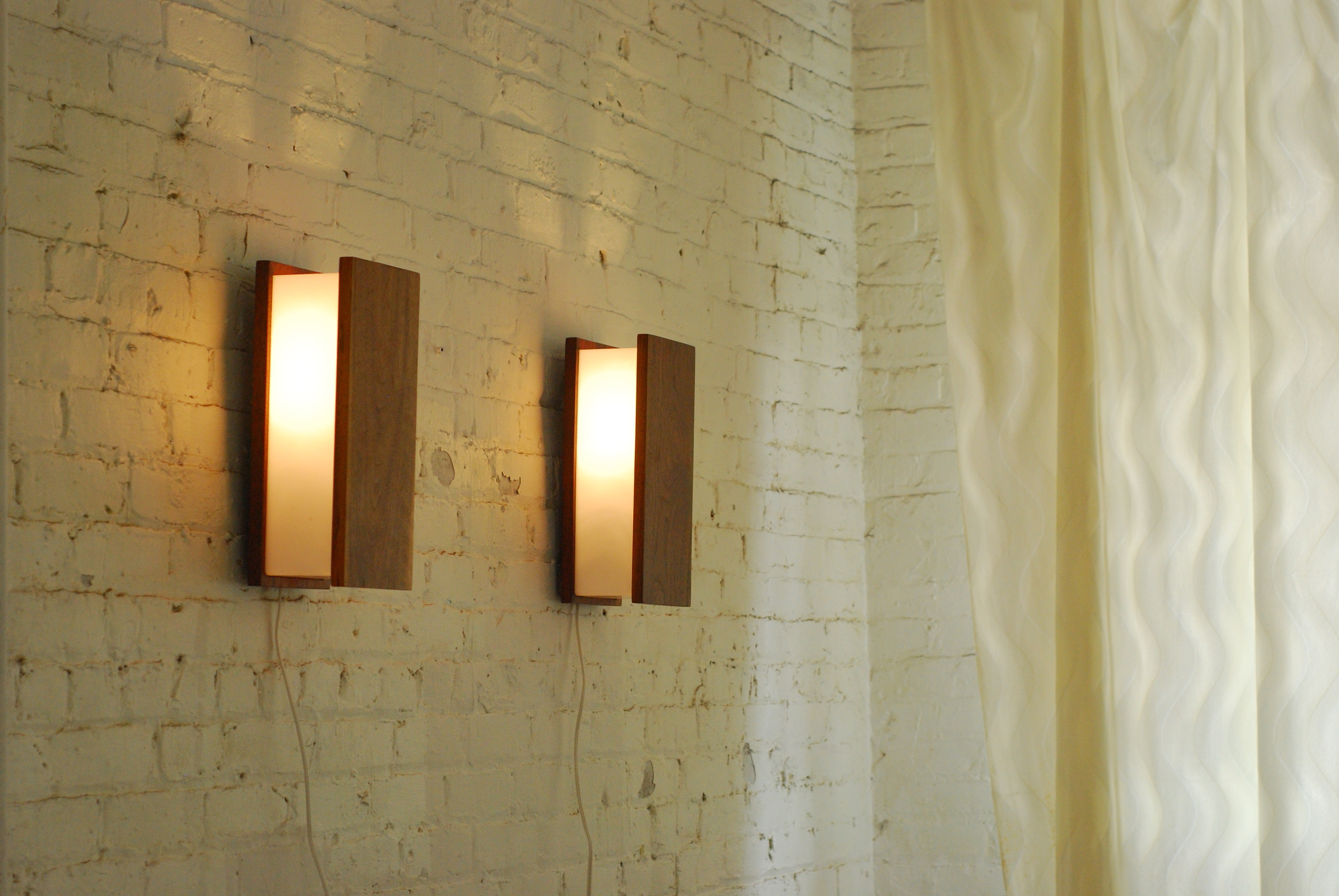 Newest Battery Outdoor Wall Lighting Inside Lighting: Battery Powered Wireless Wall Sconce With Remote (Gallery 16 of 20)