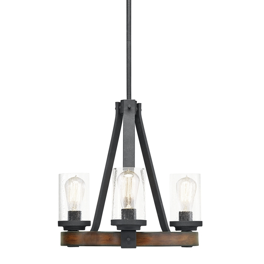Newest Charminge Chandelier Shades Non Electric Outdoor Lighting Black Inside Outdoor Chandelier Kichler Lighting (View 7 of 20)