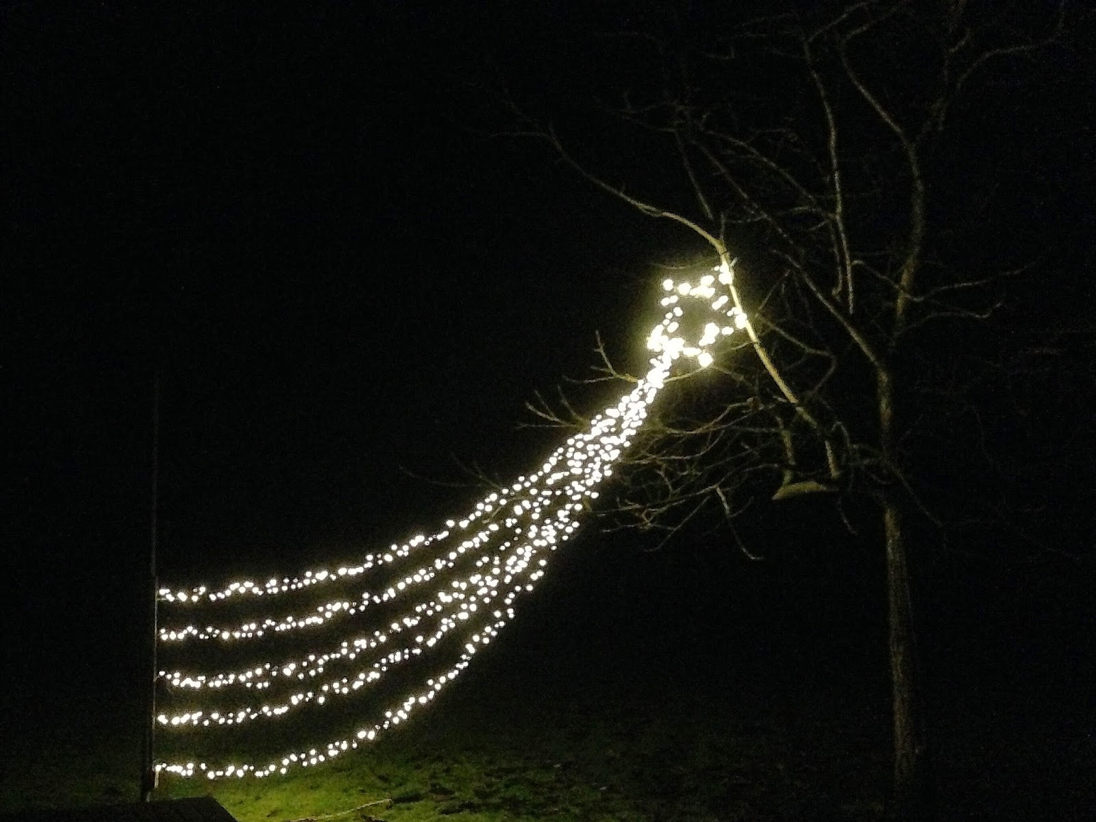 Newest Diy : Beauty Outdoor Christmas Laser Lights Decorating Hanging Star With Regard To Outdoor Hanging Star Lights (View 8 of 20)