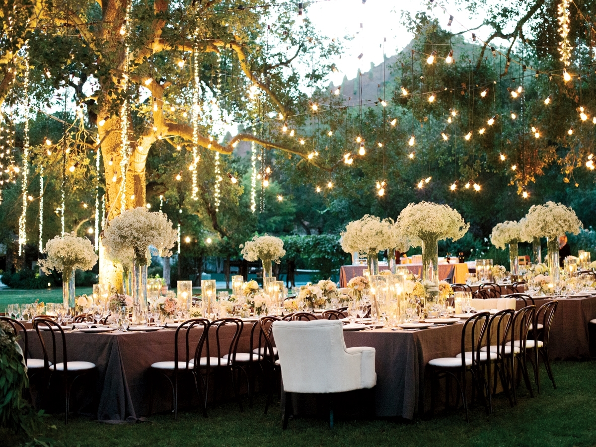 Newest Greek Wedding Reception At Pavilion Ideas And Outdoor Lighting For Inside Outdoor Hanging Lanterns For Wedding (Gallery 6 of 20)