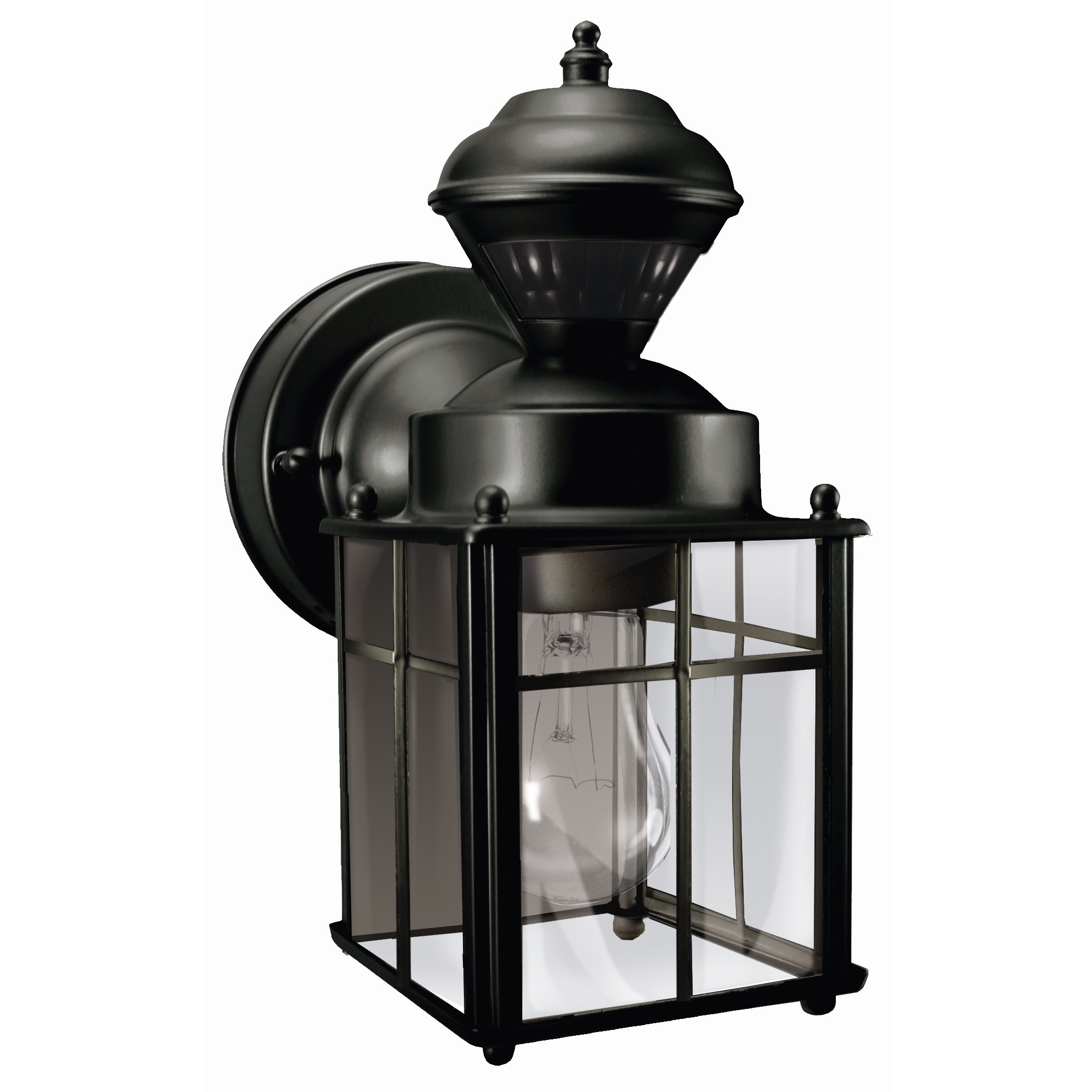 Newest Missionshaker Outdoor Wall Lighting Wayfair Bayside 1 Light Lantern With Regard To Rustic Outdoor Lighting At Wayfair (View 10 of 20)