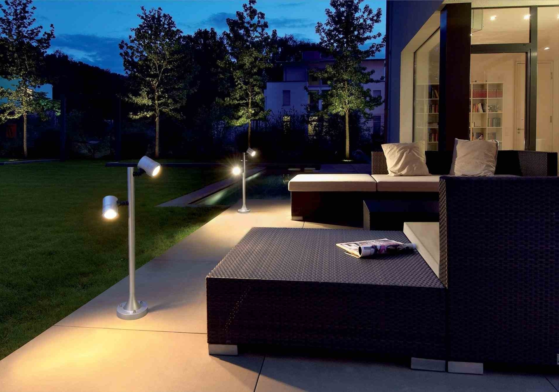 Newest Modern Garden Landscape Lighting In Modern Garden Lights Design Outdoor Chandelier Mid Century Modern (View 12 of 20)