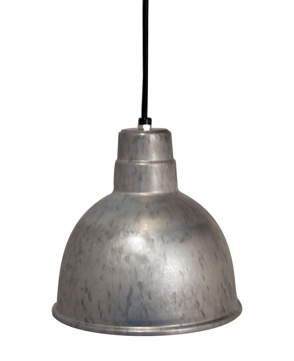 Newest Outdoor Barn Ceiling Lights In Home Decor: Perfect Galvanized Barn Light To Complete Stunning (View 12 of 20)