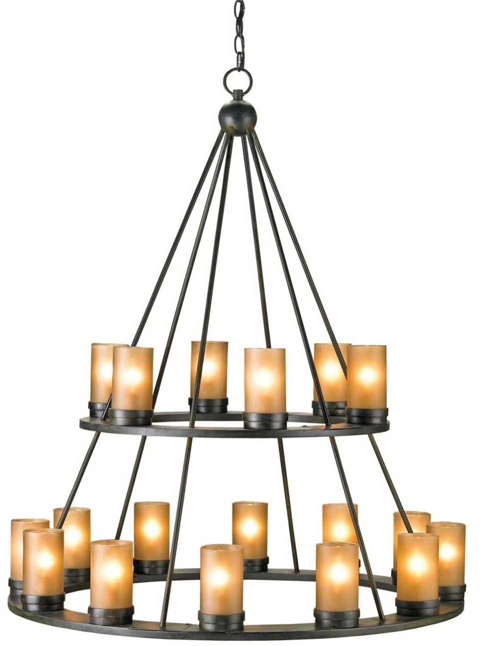 Newest Outdoor Hanging Bar Lights Within Chandeliers Design : Awesome Farmhouse Chandelier Cottage Homeâ (View 7 of 20)