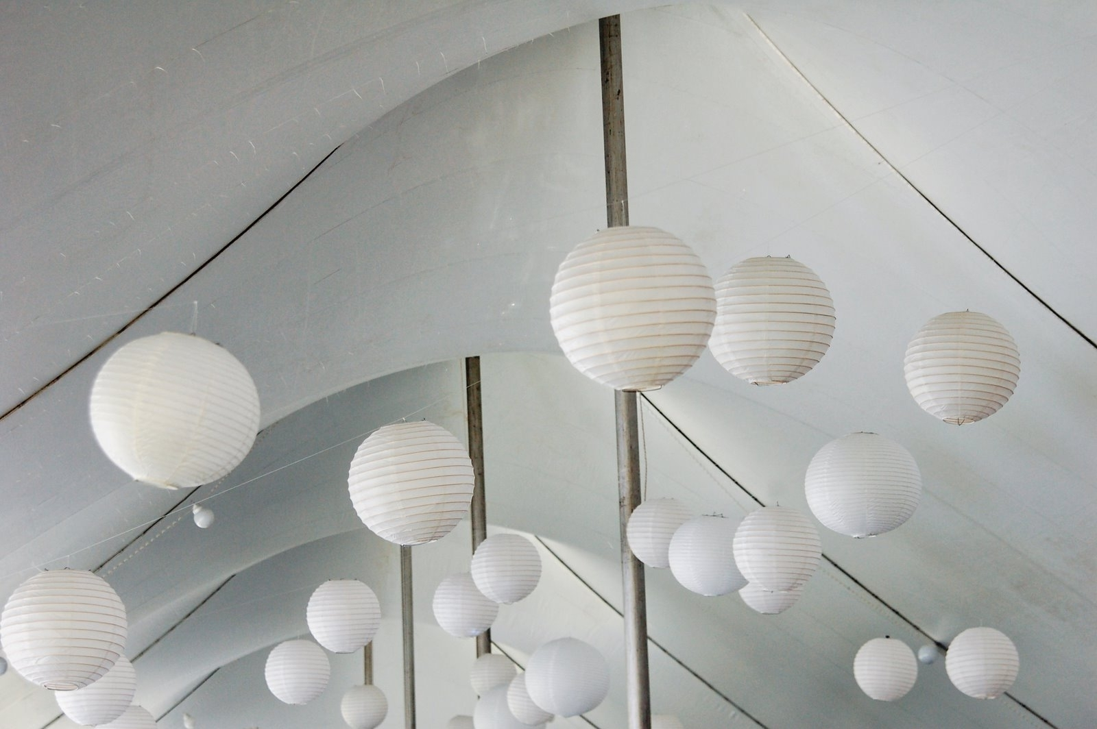 Newest Outdoor Hanging Lanterns For Wedding In Tents, And Lanterns, And Layouts, Oh My (View 14 of 20)