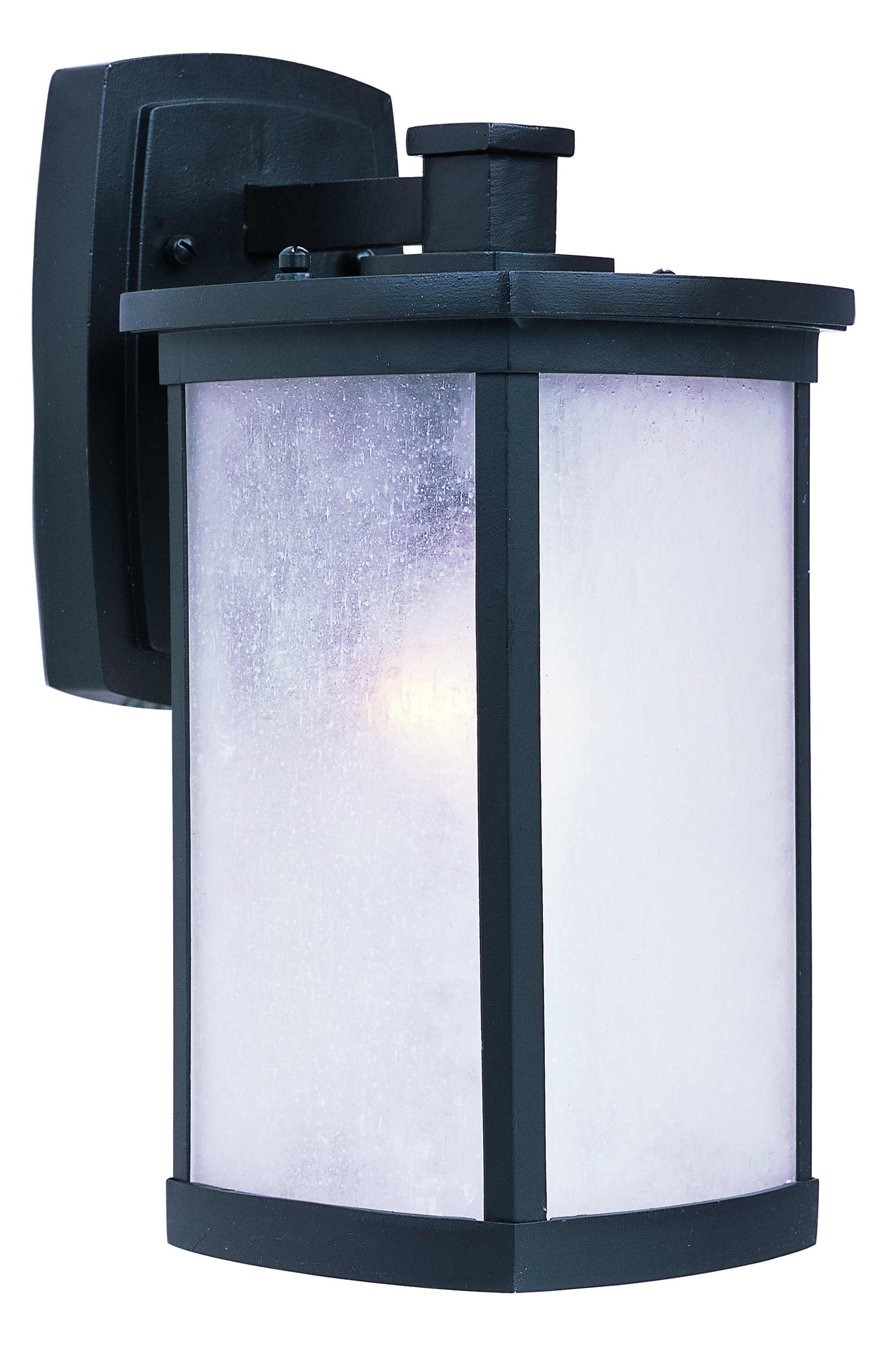 Newest Outdoor Wall Lighting At Ebay With Regard To Terrace 1 Light Medium Outdoor Wall – Outdoor Wall Mount – Maxim (View 18 of 20)