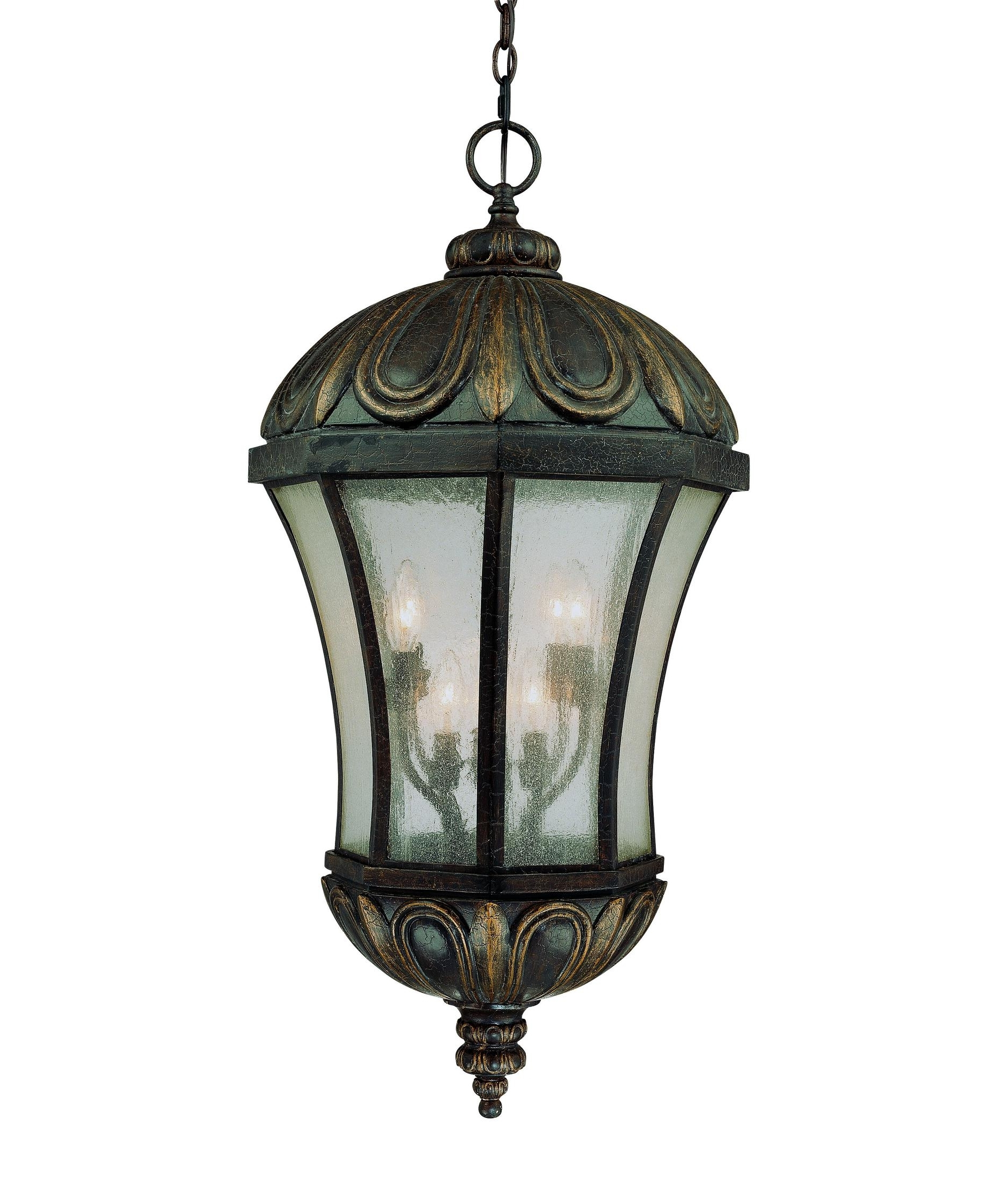 Newest Savoy House 5 2505 306 Ponce De Leon 16 Inch Wide 8 Light Outdoor Intended For Outdoor Ceiling Lights At Amazon (Gallery 5 of 20)