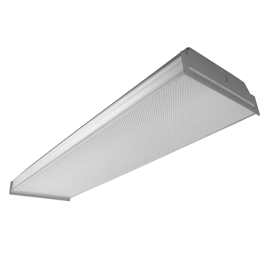 Newest Shop Flush Mount Fluorescent Lights At Lowes Inside Outdoor Fluorescent Ceiling Lights (View 6 of 20)