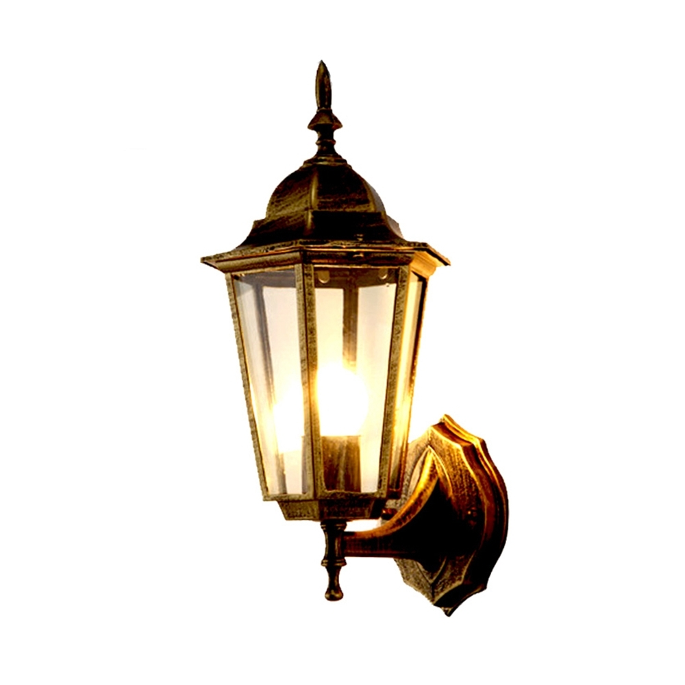 Newest Wall Lamp : Cheap,china,online,wholesale,buy,stores,shop,discount Inside European Outdoor Wall Lighting (View 13 of 20)