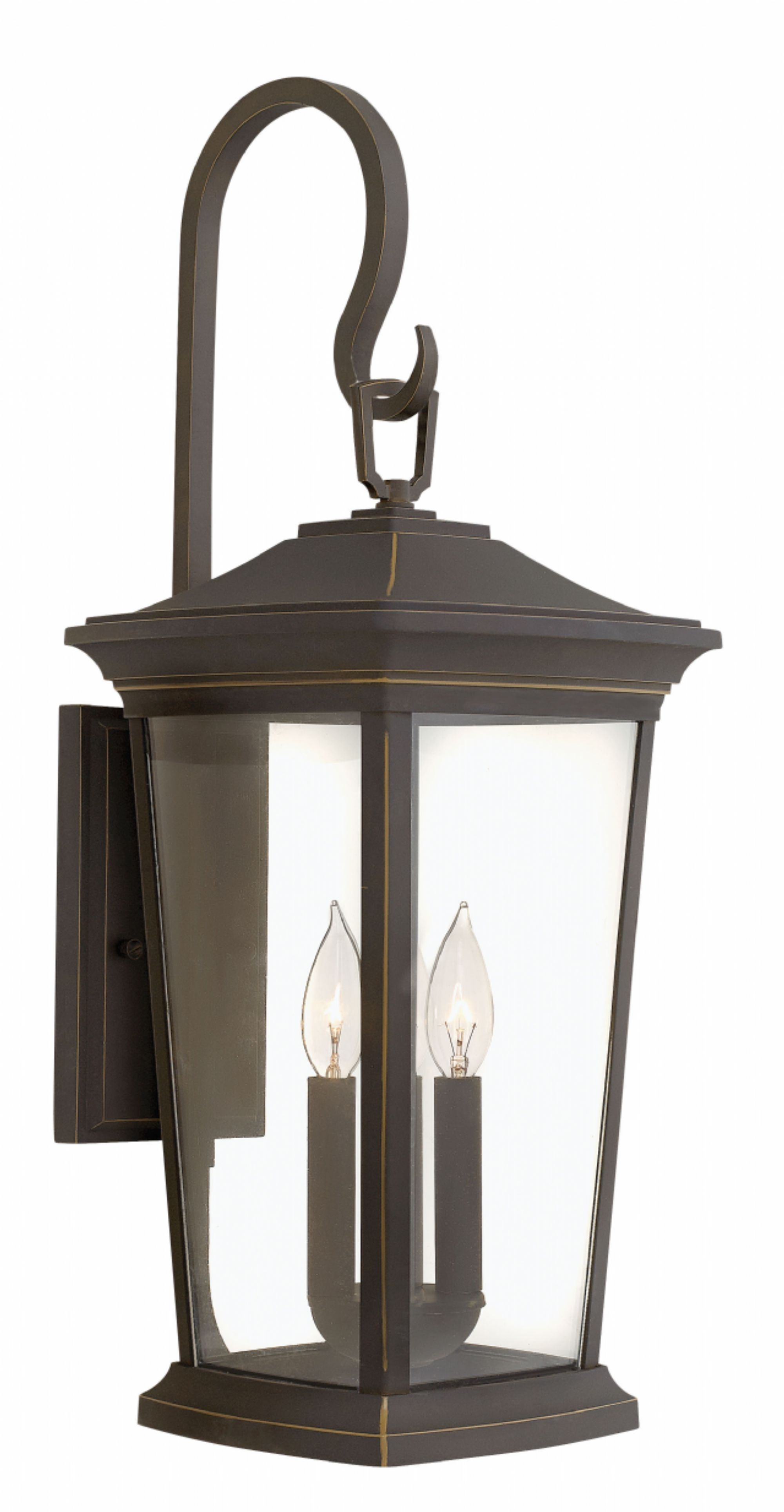 Oil Rubbed Bronze Bromley > Exterior Wall Mount Intended For Trendy Hinkley Outdoor Wall Lighting (View 10 of 20)