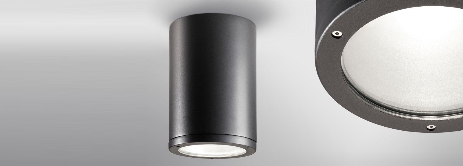 Outdoor Ceiling Downlights With Regard To Recent Rovasi. Lighting Fixtures Manufacturer (View 11 of 20)