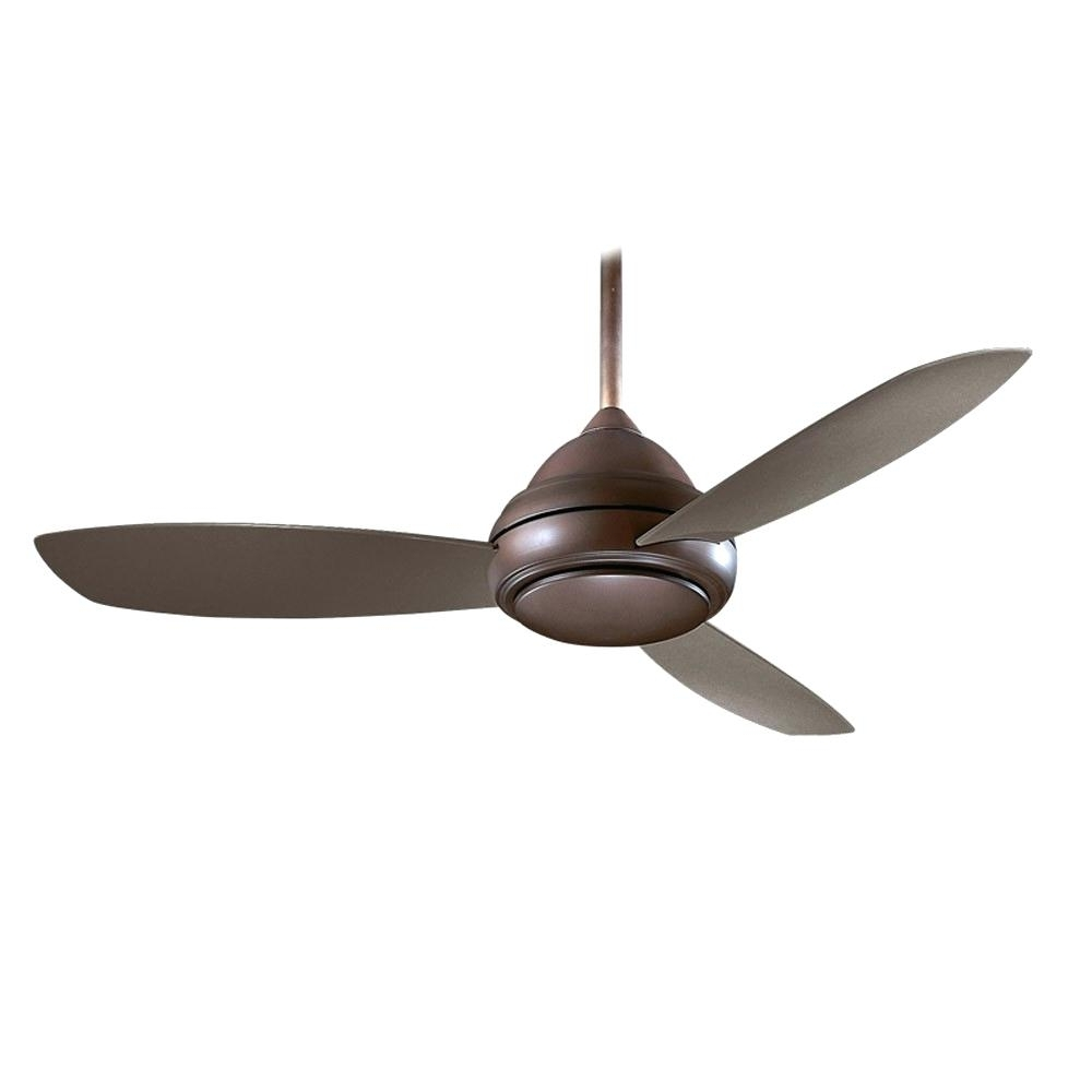 Outdoor Ceiling Fan Lights For Trendy Rustic Outdoor Ceiling Fans Celng Mnka Are S Regardng Sze Exterior (View 14 of 20)