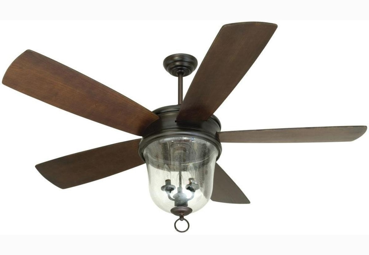 Outdoor Ceiling Fan With Bright Lights (View 7 of 20)